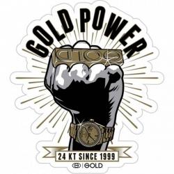 GLD STKR POWER 10PK - Click for more info