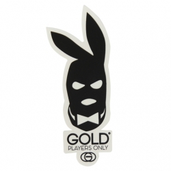 GLD STKR GOLD PLAYERS CLUB 10P - Click for more info