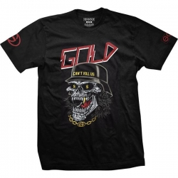 GLD TEE UNDEAD BLK L - Click for more info
