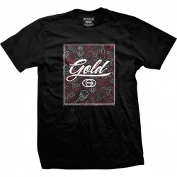 GLD TEE NIGHT ROLLERS BLK S - Click for more info