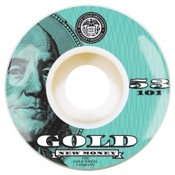 GLD WHL NEW MONEY 53MM - Click for more info