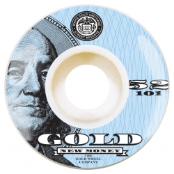 GLD WHL NEW MONEY 52MM - Click for more info