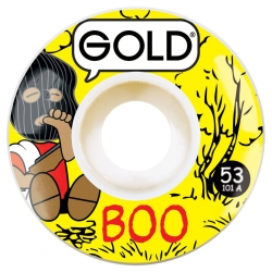 GLD WHL GANG BOO 53MM - Click for more info