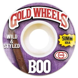GLD WHL WOODS BOO 51MM - Click for more info