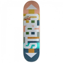 STE DECK RETRO ARROWS 8.2 - Click for more info