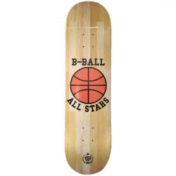 STE DECK B BALL WOOD 8.25 - Click for more info
