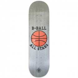 STE DECK B BALL HEATHER 8.375 - Click for more info