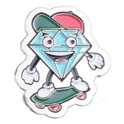 DMD PIN LIL CUTTY - Click for more info