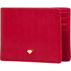 DMD WALLET BIFOLD ELEPHNT RED - Click for more info