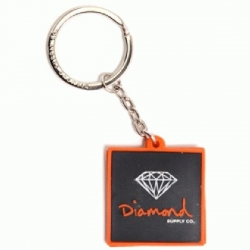 DMD KEYCHAIN OG SIGN ORG/BLK - Click for more info