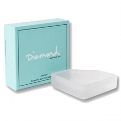 DMD ASHTRAY FROSTED DMD WHITE - Click for more info