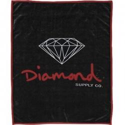 DMD BLANKET OG BLK/RED - Click for more info