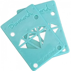 DMD RISER PADS 1/8 PAIR D BLU - Click for more info