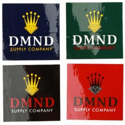 DMD STKR CROWN 10PK - Click for more info