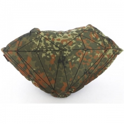 DMD PILLOW BRILLIANT CAMO CROC - Click for more info