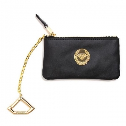 DMD POUCH CREST SEAL BLK - Click for more info