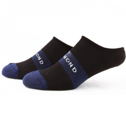DMD SOCK FUTURA NO SHOW BK/BLU - Click for more info