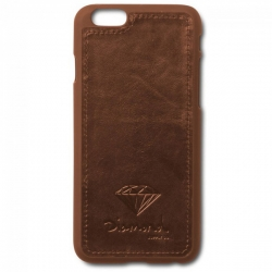 DMD IPHONE 6 CASE LTHR BRN - Click for more info