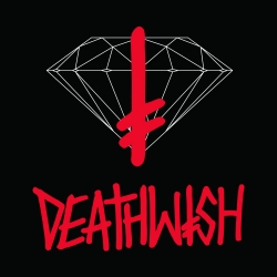 DMD STKR DEATHWISH SIGN 25PK - Click for more info