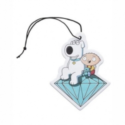 DMD AIR FRESHENER FAMILY GUY - Click for more info