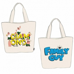 DMD BAG FAMILY GUY TOTE - Click for more info