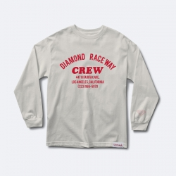 DMD LS TEE RACEWAY WHT XL - Click for more info