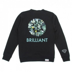 DMD SWT CREW BRILLIANT BLK XL - Click for more info