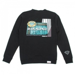 DMD SWT CREW NEON BLK L - Click for more info