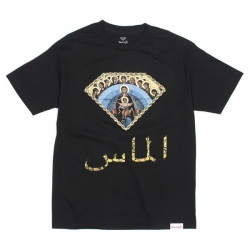 DMD TEE ARABIC MARY BLK M - Click for more info