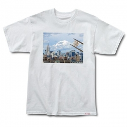 DMD TEE NY DMD WHT M - Click for more info
