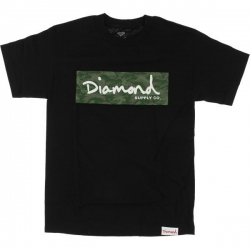 DMD TEE CAMO BOX TONAL BLK XL - Click for more info