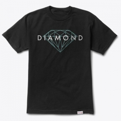 DMD TEE BRILLIANT BLK L - Click for more info