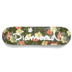 DMD DECK ALOHA FLORAL 8.0 - Click for more info