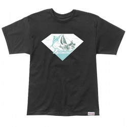 DMD TEE MARLINS BLK S - Click for more info