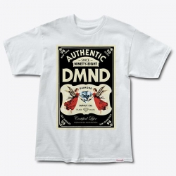 DMD TEE AUTHENTIC WHT XL - Click for more info