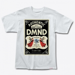 DMD TEE AUTHENTIC WHT XXL - Click for more info