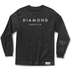 DMD LS TEE STONE CUT BLK XL - Click for more info