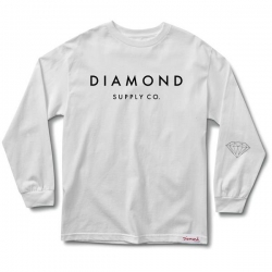 DMD LS TEE STONE CUT WHT XL - Click for more info