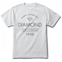 DMD TEE CRAFTSMAN WHT M - Click for more info