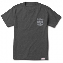 DMD TEE GAME PATCH HTHR XL - Click for more info