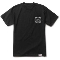 DMD TEE SHINE CREST BLK L - Click for more info