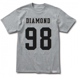 DMD TEE NINE EIGHT HTHR XL - Click for more info