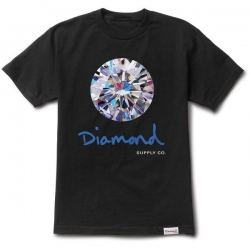 DMD TEE BRILLIANT 2 BLK S - Click for more info