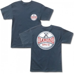 DMD TEE GRAND SLAM NVY L - Click for more info