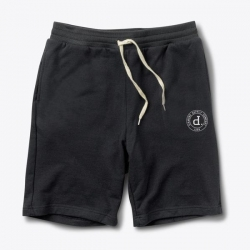 DMD SWTSHORT COLLEGE BLK XL - Click for more info