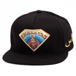 DMD CAP ADJ ARABIC MARY BLK - Click for more info