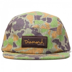 DMD CAP 5PNL RAINFROG TAN/CAMO - Click for more info