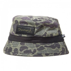 DMD HAT BUCKET BLK/CAMO - Click for more info