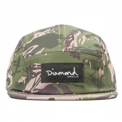 DMD CAP 5PNL LS CAMO GRN - Click for more info