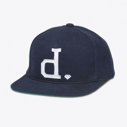 DMD CAP ADJ UNPOLO NVY - Click for more info